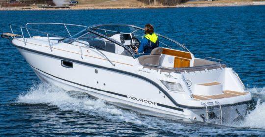 Aquador 24 DC