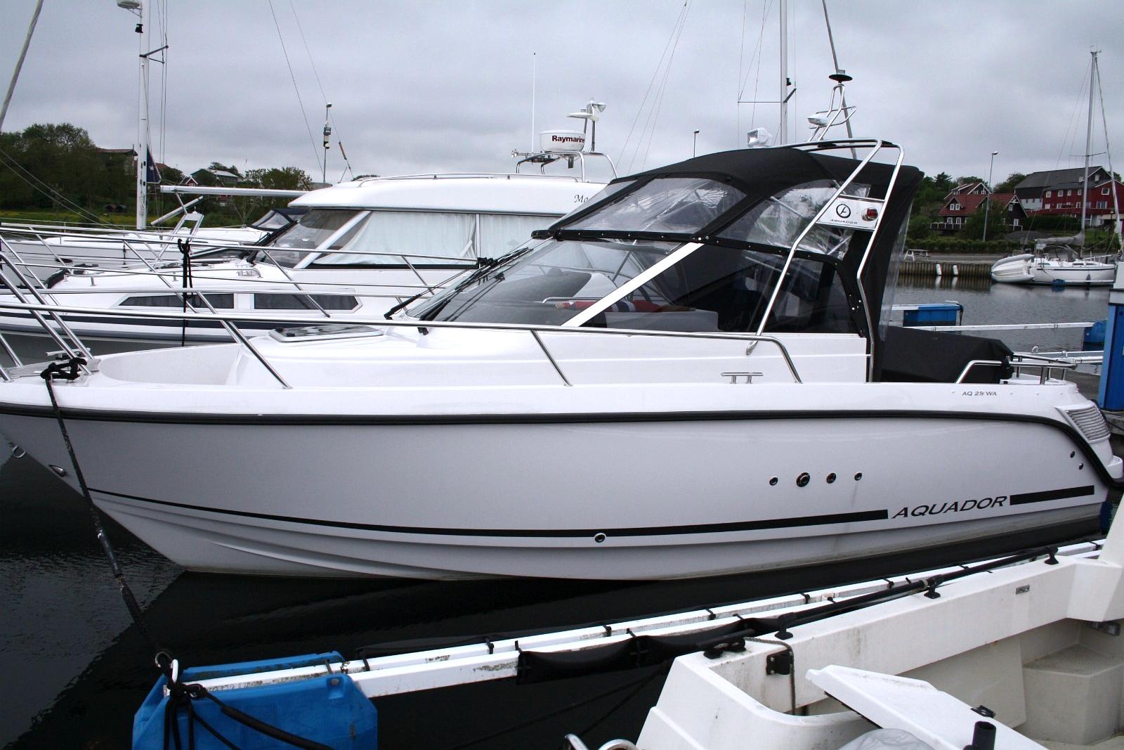 Aquador 25 WA