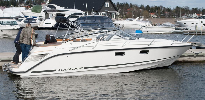 Aquador 27 DC