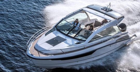 Flipper 900 ST - Sommardröm med gästhytt