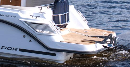 Aquador 25 DC