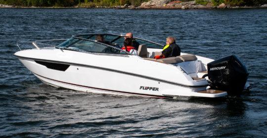 Flipper 650 DC