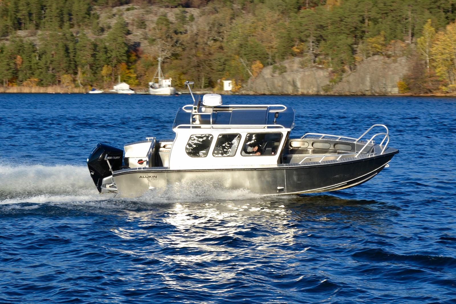 alukin c 750 från Flipper Marin