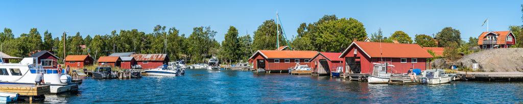 Möja är en Ö i Stockholmsskärgård