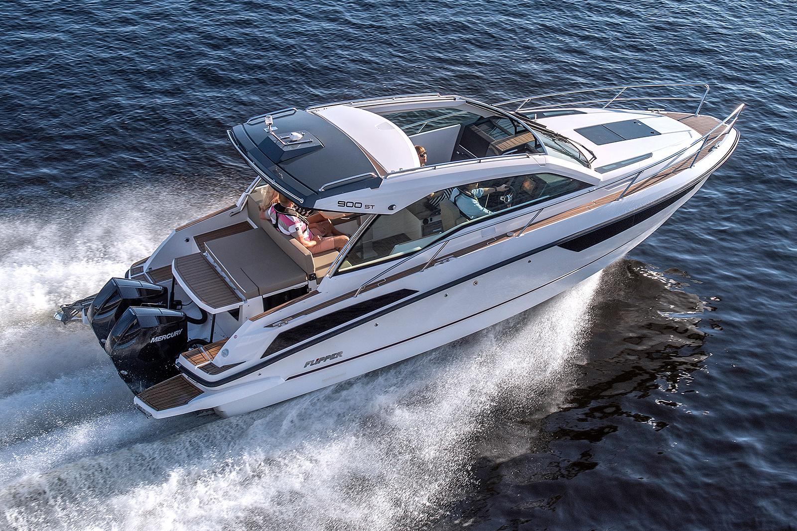 Flipper 900 ST-Sport Top