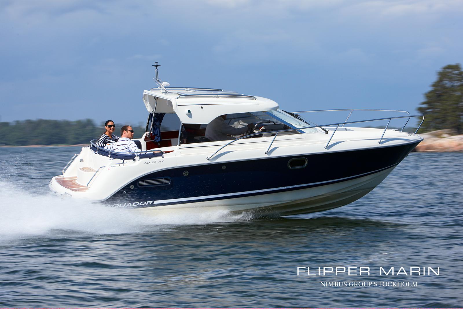 Hela Aquadorsortimentet hittar ni hos Flipper Marin