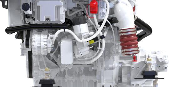 Mercury 3.0L diesel V6-270 hk